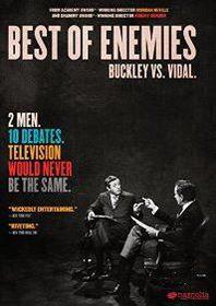 Best of Enemies - (Region 1 Import DVD)