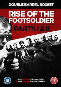 Rise of the Footsoldier 1 & 2 (DVD)