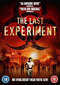 The Last Experiment (DVD)