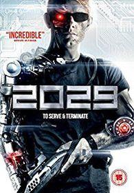2029 - To Serve & Terminate (DVD)