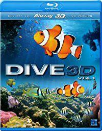 Dive 3D - Part 1 (3D Blu-ray)