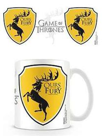 Game of Thrones - Baratheon Mug - Boxed
