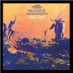 Pink Floyd - More Soundtrack Framed Album Cover Print