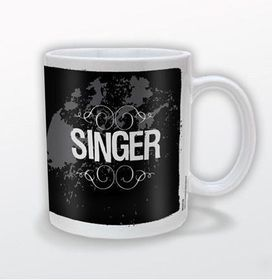 I'm The Singer Mug - Boxed
