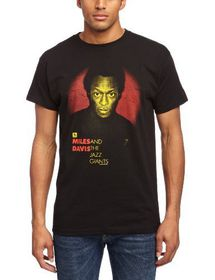 Miles Davis Jazz Giants T-Shirt Black (Size: S)