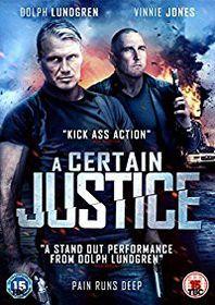 A Certain Justice (DVD)