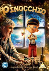 Pinocchio DVD (DVD)