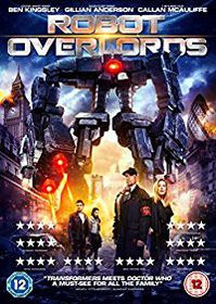 Robot Overlords (DVD)