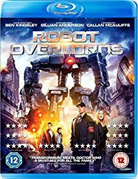 Robot Overlords (Blu-ray)