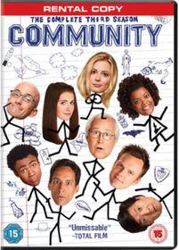 Community - Season 03 (DVD)