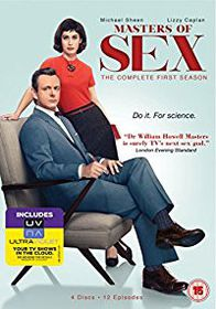 Masters Of Sex Season 1 (DVD)