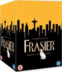 Frasier: The Complete Seasons 1-11