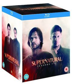 Supernatural - Season 1-10 (Blu-ray)