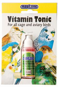 Marltons Vitamin Tonic Carded - 30ml