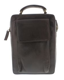 Busby Havana Mans bag Brown - BT1