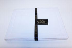 Balducci Cotton Placemats Set Of 6 - White
