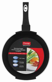 Prestige - 24 cm Colour Changing Fry Pan - Blue
