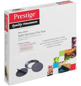 Prestige - 3 Piece Divider Pan Set - Black