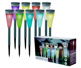 Nexus - Solar Party Light - 9 Piece