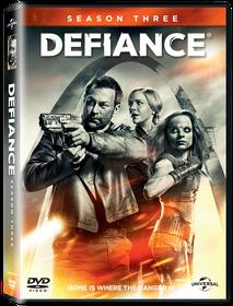 Defiance Season 3 (DVD)