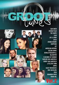 Groot Tunes Vol 2 DVD