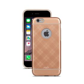 Moshi iGlaze for iPhone 6/6s - Tartan Rose Gold