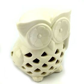 Pamper Hamper - Ceramic Ornament - White