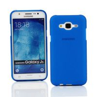 Blue Frost TPU Gel Cover Case for Samsung J5