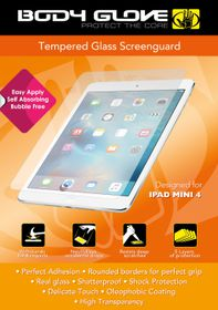 Body Glove Tempered Glass screenguard for Ipad Mini 4