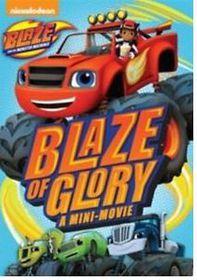 Blaze and the Monster Machines: Blaze of Glory (DVD)