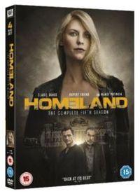 Homeland: Series 5 (DVD)