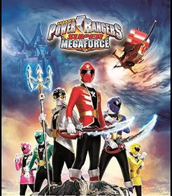 Power Rangers: Super Megaforce - Volume 3 (DVD)