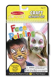 Melissa & Doug Face Painting Craft and Create