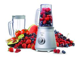 Kenwood - Smoothie Maker 2go Compact - Silver