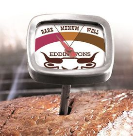 Eddingtons - Steak Thermometer - Grey