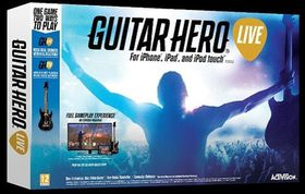 Guitar Hero Live (Software + Guitar) (IPAD)