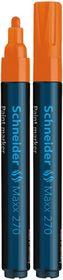 Schneider Maxx 270 Paint Marker - Orange
