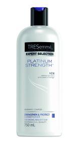 TRESemme Platinum Strength, Strengthening Conditioner - 750ml
