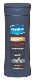Vaseline Men Extra Strength Lotion - 400ml