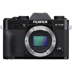 Fujifilm X-T10 Mirrorless Camera Body Only - Black