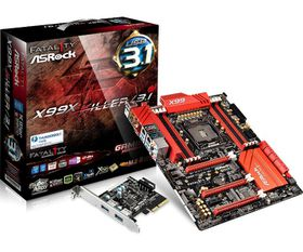 ASRock Intel Fatal1ty X99X Killer / 3.1 - Socket 2011-3