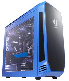 BitFenix Aegis Blue - M-ATX Tower