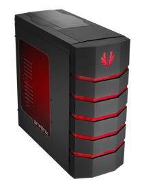 BitFenix Colossus Black - E-ATX Full Tower