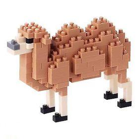 Nanoblock - Bactrian Camel