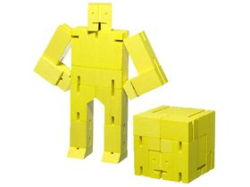 Areaware - Yellow Micro Cubebot
