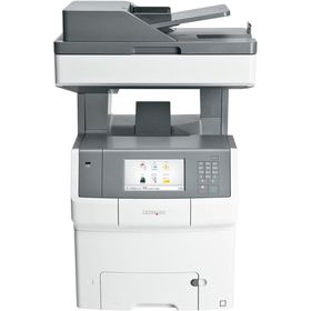 Lexmark X748de Multifunction Colour Laser Printer
