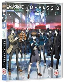 Psycho-pass: Season 2 (DVD)
