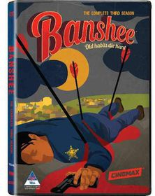 Banshee Season 3 (DVD)