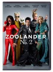 Zoolander/Zoolander 2 (DVD)