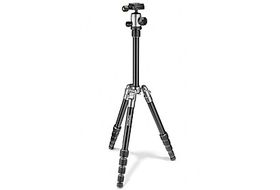 PrimaPhoto PHTRSSL Travel Tripod Kit Small Silver
